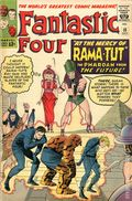 Fantastic Four (1961 1st Series) 19