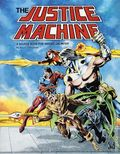 Justice Machine A Source Book for Heroes Unlimited SC (1985) 1-1ST