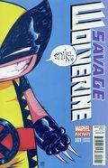 Savage Wolverine (2013) 1E