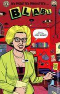 Blab SC (1988-2007 Kitchen Sink/Fantagraphics) 7-1ST