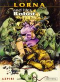 Lorna and Her Robot GN (2000 Heavy Metal) 1-1ST