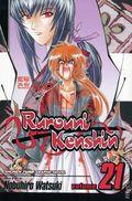 Rurouni Kenshin GN (2003-2006 Shonen Jump Edition Digest) 21-1ST