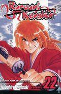 Rurouni Kenshin GN (2003-2006 Shonen Jump Edition Digest) 22-1ST