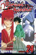 Rurouni Kenshin GN (2003-2006 Shonen Jump Edition Digest) 24-1ST