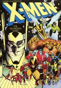 X-Men The Asgardian Wars TPB (1988 Marvel) 1st Edition 1-1ST