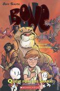 Bone Quest for the Spark SC (2011 Novel) 3-1ST