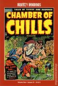 Harvey Horrors Collected Works: Chamber of Chills TPB (2013 PS Artbooks) 1-1ST