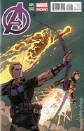 Avengers (2013 5th Series) 5B