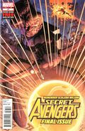 Secret Avengers (2010 1st Series) 37A