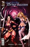 Grimm Fairy Tales Myths and Legends (2011 Zenescope) 25A