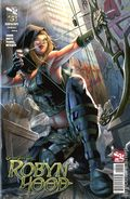 Grimm Fairy Tales Robyn Hood (2012 Zenescope 1st Series) 5A