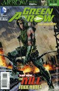 Green Arrow (2011 4th Series) 17A