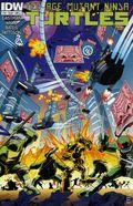Teenage Mutant Ninja Turtles (2011 IDW) 18A
