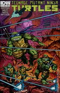 Teenage Mutant Ninja Turtles (2011 IDW) 18B