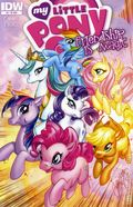 My Little Pony Friendship Is Magic (2012 IDW) 3RI