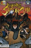 Legend of the Shadow Clan (2013 Aspen) 1A
