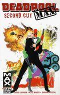 Deadpool MAX Second Cut TPB (2012 Marvel) 1-1ST