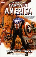 Captain America The Death of Captain America TPB (2013 Marvel) The Complete Collection 1-1ST