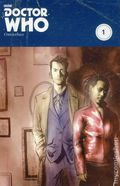 Doctor Who Omnibus TPB (2013 IDW) 1-1ST