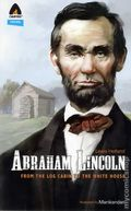 Abraham Lincoln From the Log Cabin to the White House GN (2012 Campfire) 1-1ST