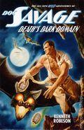 Doc Savage Death's Dark Domain SC (2012 Novel) The All-New Wild Adventures 1-1ST