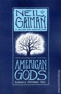 American Gods SC (2013 A HarperCollins Novel) By Neil Gaiman 10th Anniversary Edition 1-1ST