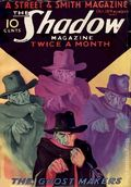 Shadow (1931-1949 Street & Smith) Pulp Oct 15 1932