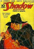 Shadow (1931-1949 Street & Smith) Pulp Sep 1 1933