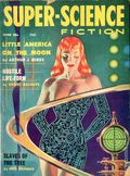 Super-Science Fiction (1956-1959 Headline Publications) Pulp Vol. 2 #4
