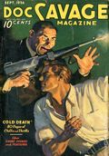 Doc Savage (1933-1949 Street & Smith) Pulp Sep 1936