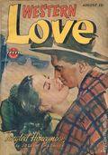 Western Love (1945-1946 Arrow) Pulp Vol. 1 #4