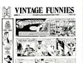 Vintage Funnies (1973 Newspaper Reprints) 34