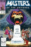 Masters of the Universe (1986 Marvel/Star Comics) 12