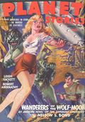 Planet Stories (1939-1955 Fiction House) Pulp Vol. 2 #6