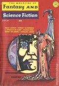 Fantasy and Science Fiction (1949-Present Mercury Publications) Pulp Vol. 39 #1
