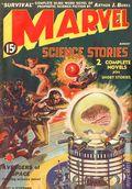 Marvel Science Stories (1938-1939 Postal Publications) Pulp 1st Series Vol. 1 #1