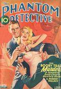 Phantom Detective (1933-1953 Standard Magazines) Pulp Vol. 44 #1