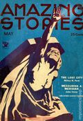 Amazing Stories (1926-Present Experimenter) Pulp Vol. 9 #1