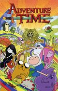 Adventure Time TPB (2012-Present KaBoom) 1-REP