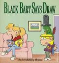 Black Bart Says Draw TPB (1991 Andrews McMeel) A FoxTrot Collection 1-1ST