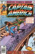 Captain America (1968 1st Series) Mark Jewelers 246MJ