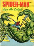 Spider-Man Zaps Mr Zodiac (1976 Whitman BLB) 5779-(1)