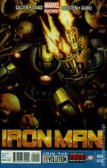 Iron Man (2012 5th Series) 4D