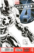 Secret Avengers (2013 2nd Series) 1F