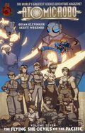 Atomic Robo TPB (2008-2015 Red 5 Comics) 7-1ST