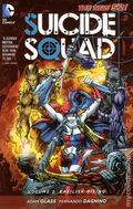 Suicide Squad TPB (2012-2014 DC Comics The New 52) 2-1ST