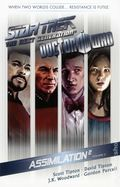 Star Trek The Next Generation/Doctor Who: Assimilation-2 TPB (2012 IDW) Assimilation Squared 2-1ST