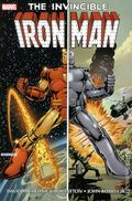 Iron Man Omnibus HC (2013 Marvel) By David Michelinie, Bob Layton and John Romita, Jr. 1B-1ST