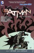 Batman Night of the Owls HC (2012 DC Comics The New 52) 1-1ST