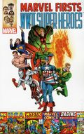 Marvel Firsts WWII Super Heroes TPB (2013) 1-1ST